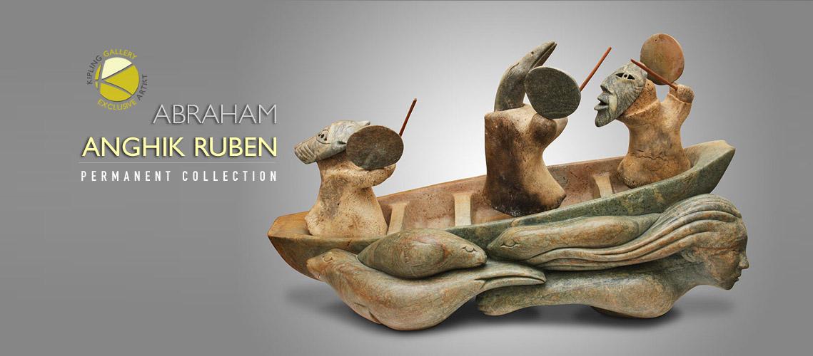Abraham Anghik Ruben Gallery Works
