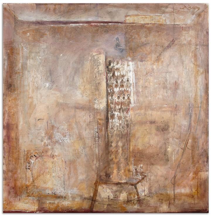 Daniel Diaz. Envelope Seriess. 2008. Mixed Media