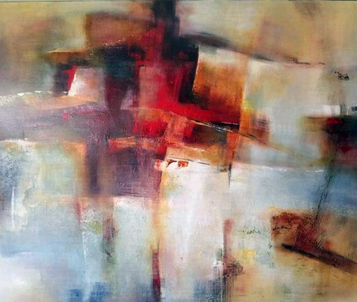 Joseph Capicotto Abstract Dancer