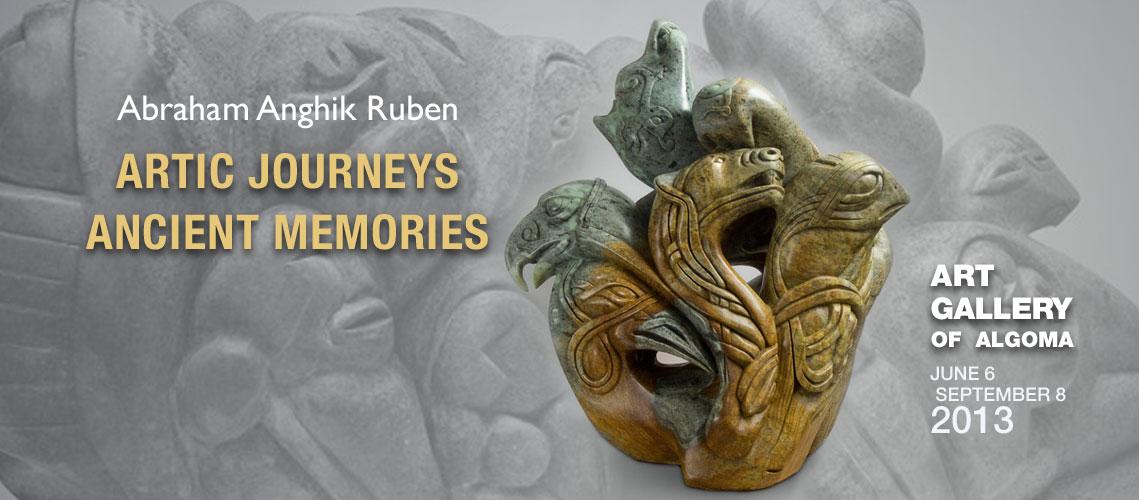 Abraham Ruben Exhibition