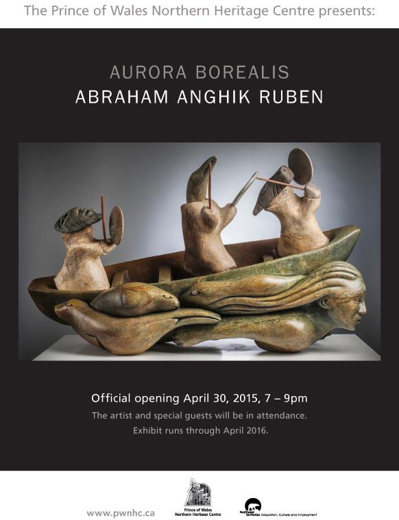 Abe-Ruben-poster_Aurora-Borealis