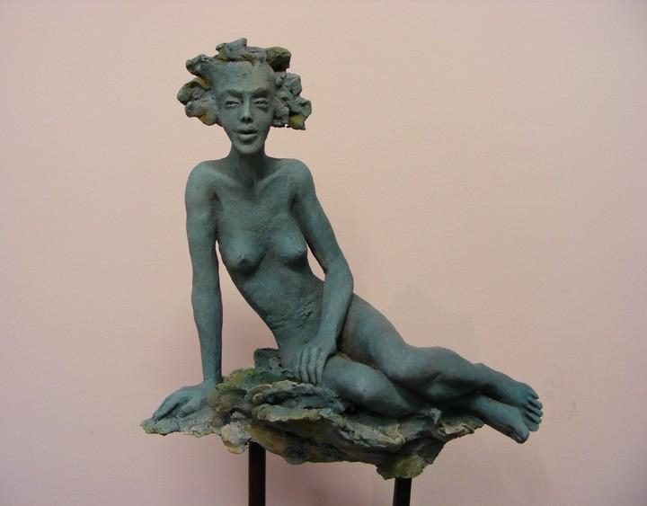 Rosa Segura Bronze 01