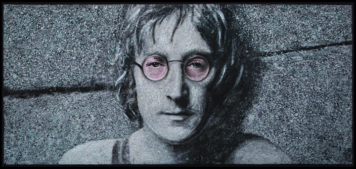 A Crack in the Wall- John Lennon
