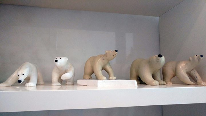 Assorted Small Bears