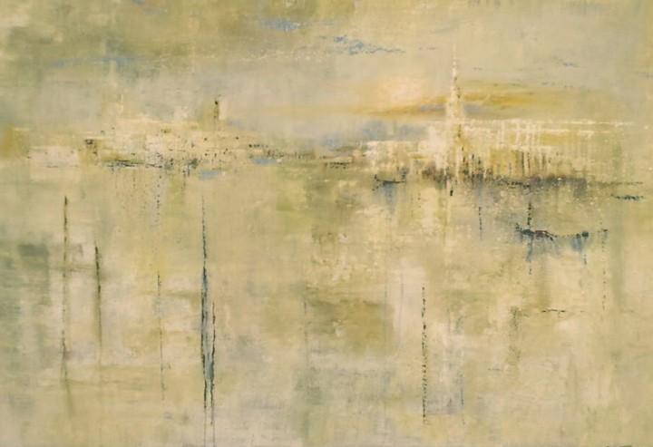 Joseph Capicotto Misty Venice