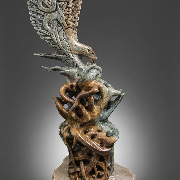 Sea Eagle Nesting